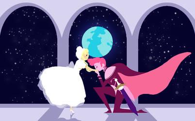 Princess Fiona and Prince Gumball