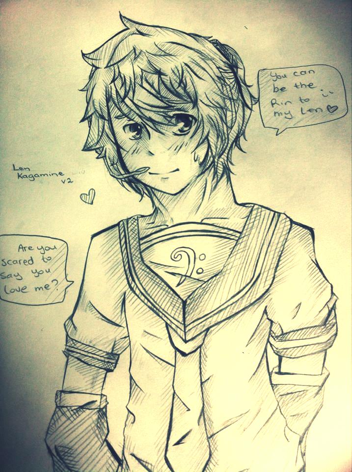 Len is the best by MizuAndAzalashi