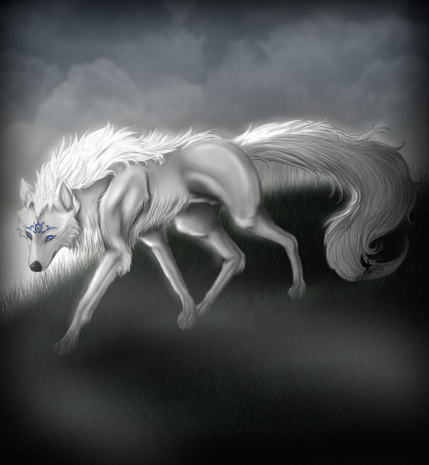 Vix Wolf updated by Lyanti-Wolf