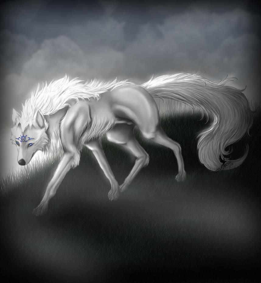 Vix Wolf updated by Lyanti-Wolf