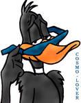 Daffy-mah man