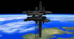 SDF Singularity-Class Station