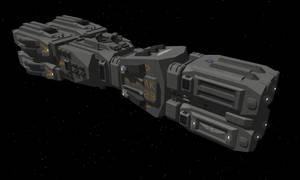 AKAF Niobium-Class Science Vessel