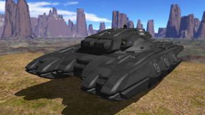 SDF Typhoon MkII Super-Heavy Grav Tank