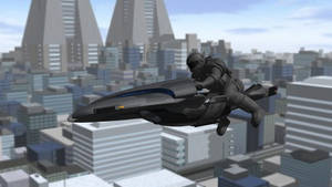 Republic-Dornalia SHX-3 SkyCycle