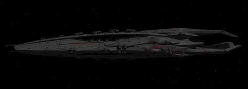 Phoenix Domain Battleship by NSSunset