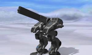 OSA 'Cataphract'-Type Artillery BattleMech