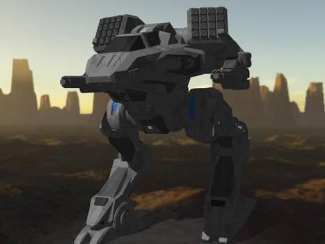 OSA 'Stormtalon'-Type BattleMech