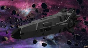 KIDF 'Sprint'-Class Frigate