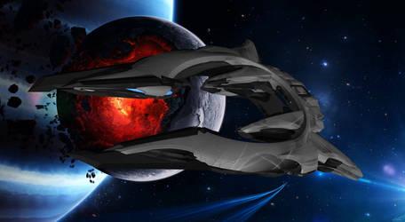 Republic Defense Force Apex-Class Cruiser