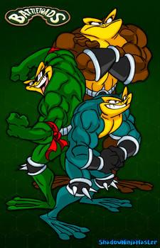 Battletoads - Smash, Bash, Beat Em' !!!