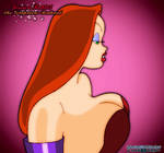 Jessica Rabbit: The Voluptuous Redhead