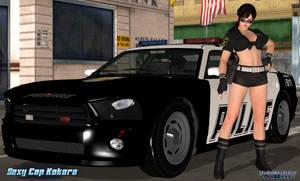 Sexy Cop Kokoro 01