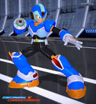 Megaman X Command Mission: Beginning Mission by ShadowNinjaMaster