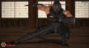 Ryu Hayabusa: The Dragon Ninja III