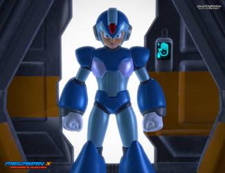 Megaman X: Maverick Hunter 3 by ShadowNinjaMaster