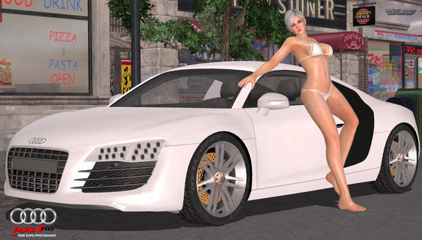 Christie and The Audi R8