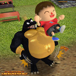 King K Rool: A Big Bounce for Billy