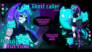 [CLOSED] Ghost Caller adopt auction