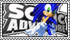 Sonic Adventure Stamp by silvystamps