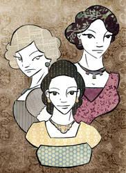 Sisters by jsheaisaninja