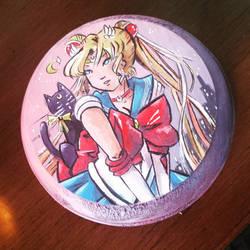 Sailor Moon by jsheaisaninja
