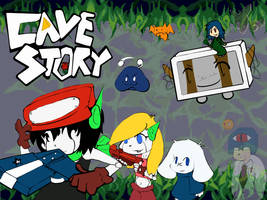CAVE STORY by iLiekTurtlez