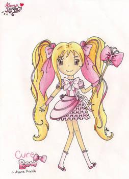 Kawaii! PreCure: Cure Bow (OC)