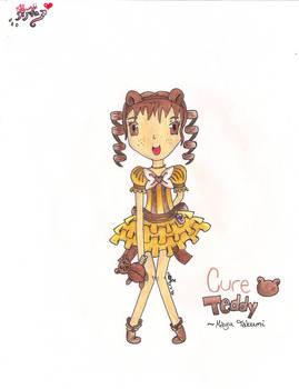 Kawaii! PreCure: Cure Teddy (OC)