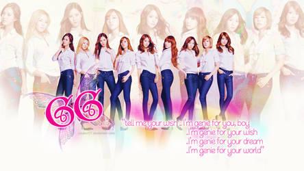 Girls Generation Wallpaper by yuuko777