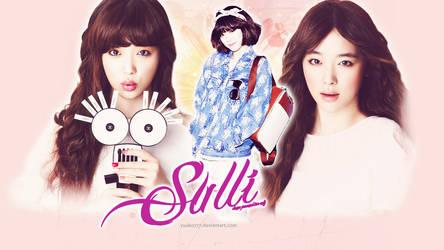 Sulli - f(x) wallpaper by yuuko777