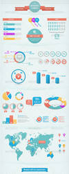 Infographic Elements by BotaIusti