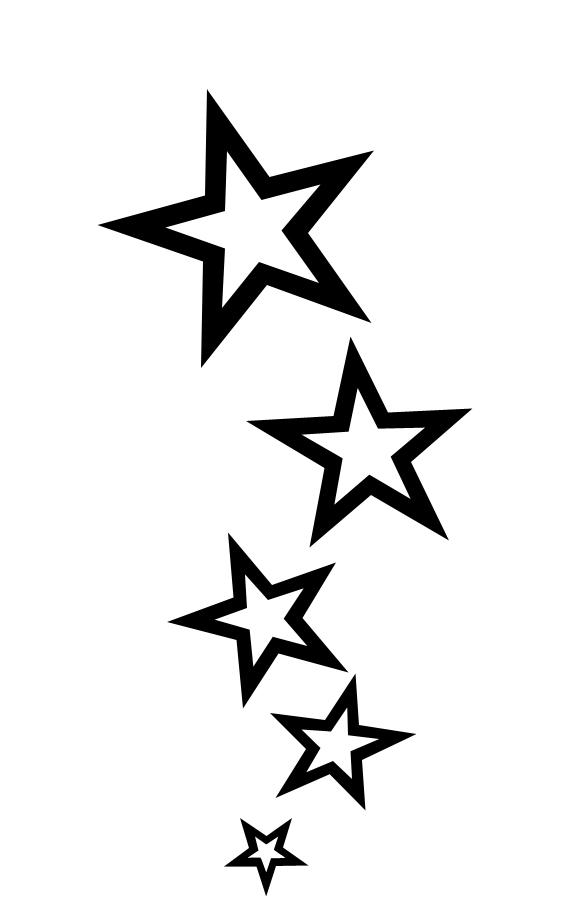 star tattoo design by trogdor7 on deviantart. Black Bedroom Furniture Sets. Home Design Ideas