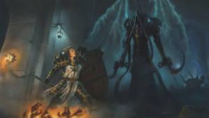 Diablo 3 ROS contest: The encounter by TomasBj