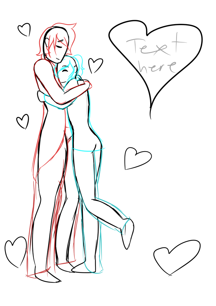 hug posebearna on deviantart