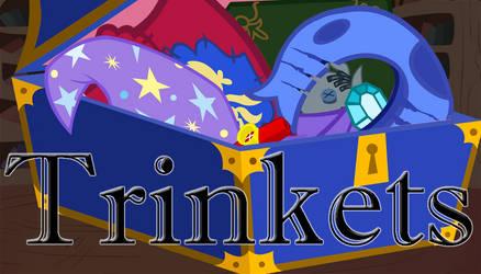 Trinkets Cover Medium by PenStrokePony
