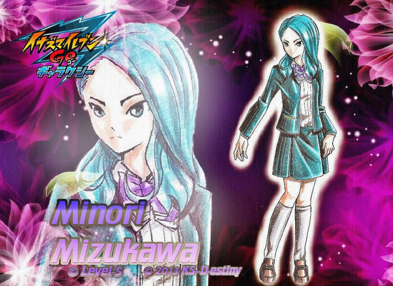 Minori Mizukawa by ksdestiny