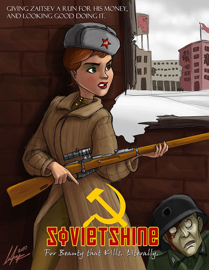 Sovietshine by thurinus
