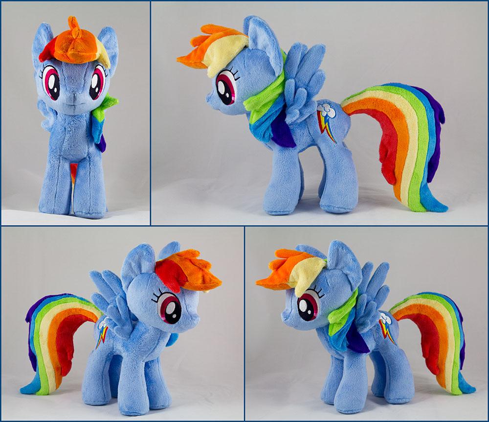 Rainbow Dash by thurinus