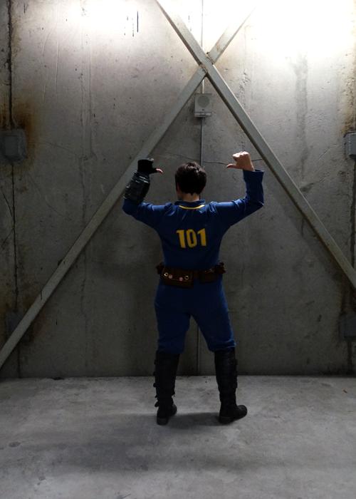 Vault 101 by NinaLandTreasures