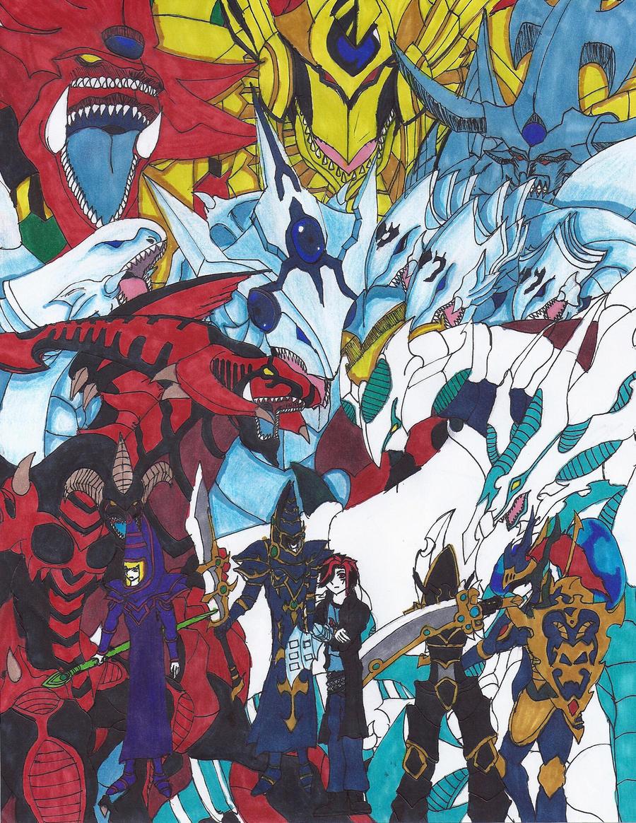 dragon u0027s fury ace monsters by inunotashu on deviantart