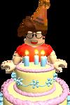 Birthday Me Render