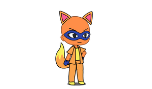 Swiper the Fox in Gacha Life!