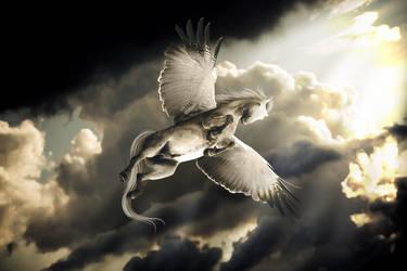 Flying High by titaniumsun