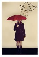 rainy by BlackSwallow