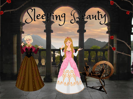My Sleeping Beauty Scene