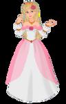 Aurora's Wedding Dress