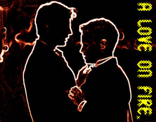QAF: A love on fire. by TheMadHattersMuse