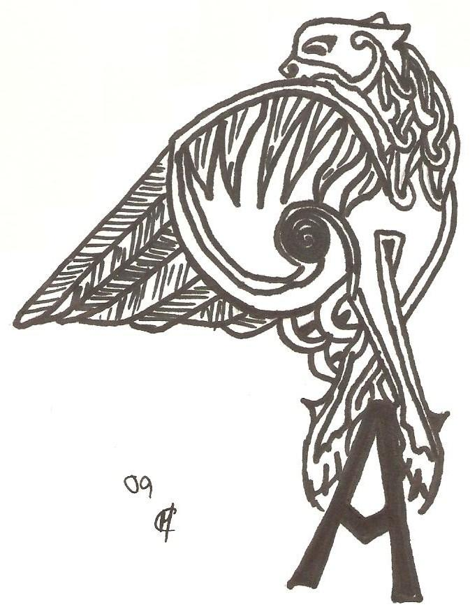Angelus tattoo by themadhattersmuse on deviantart for Buffy angel tattoo