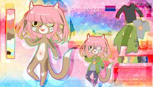 Alma, reference sheet 2019